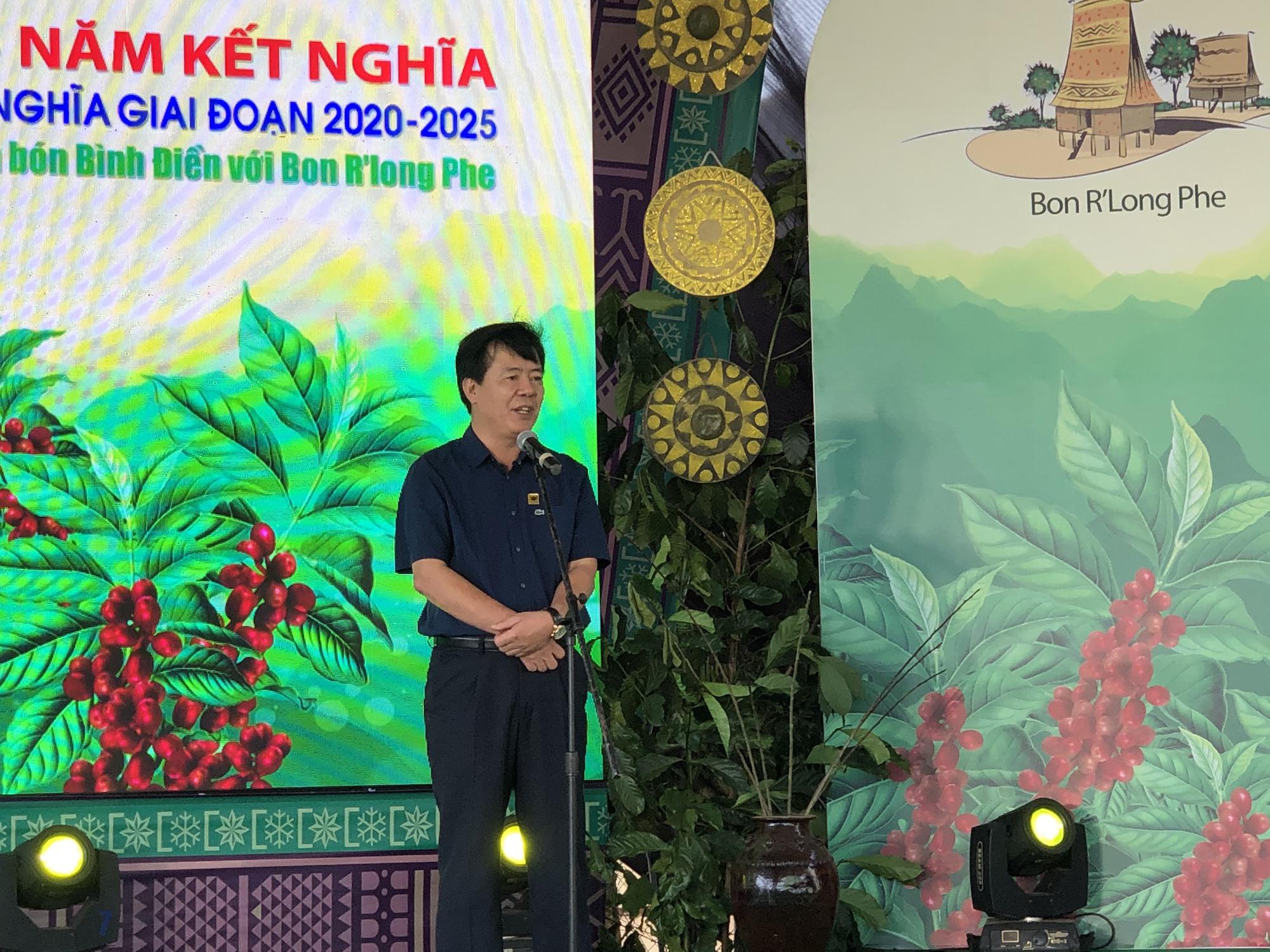 Bình Điền kết nghĩa với bon R'long Phe (Đắk Nông): 5 năm sâu nặng nghĩa tình - Ảnh 2.