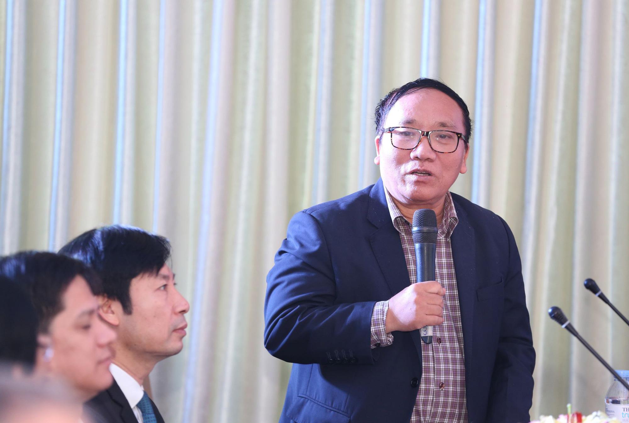 """""""Vua vịt trời"""" Nguyễn Đăng Cường: Báo Dân Việt giúp chúng tôi được """"cất cánh"""", được hạnh phúc - Ảnh 1."""