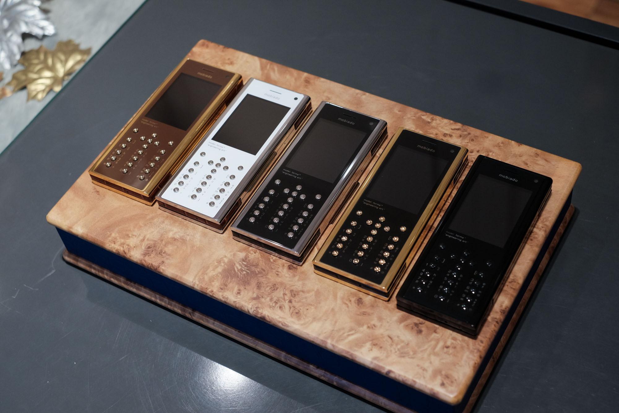 Ngắm nhìn điện thoại Mobiado hạng sang giá đắt nhất Việt Nam - Ảnh 14.