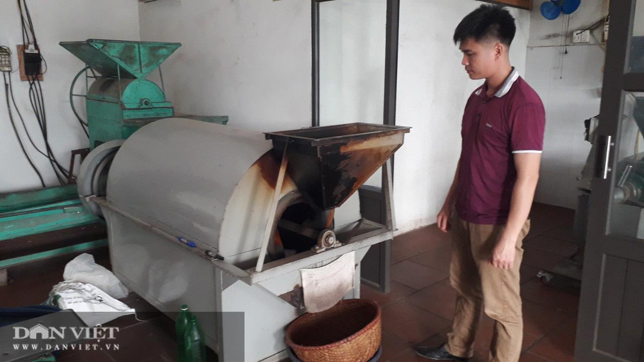 Thanh niên bỏ công việc nhiều người mơ ước về ép ra thứ nước béo ngậy nhà nhà đều dùng - Ảnh 7.