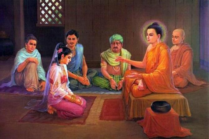 Đức Phật dạy thế nào là người vợ lý tưởng? - Ảnh 1.