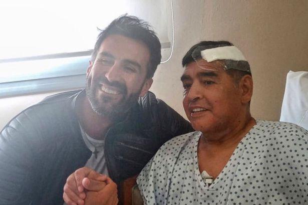 Diego Maradona đã nói gì vào thời khắc cuối của cuộc đời? - Ảnh 1.