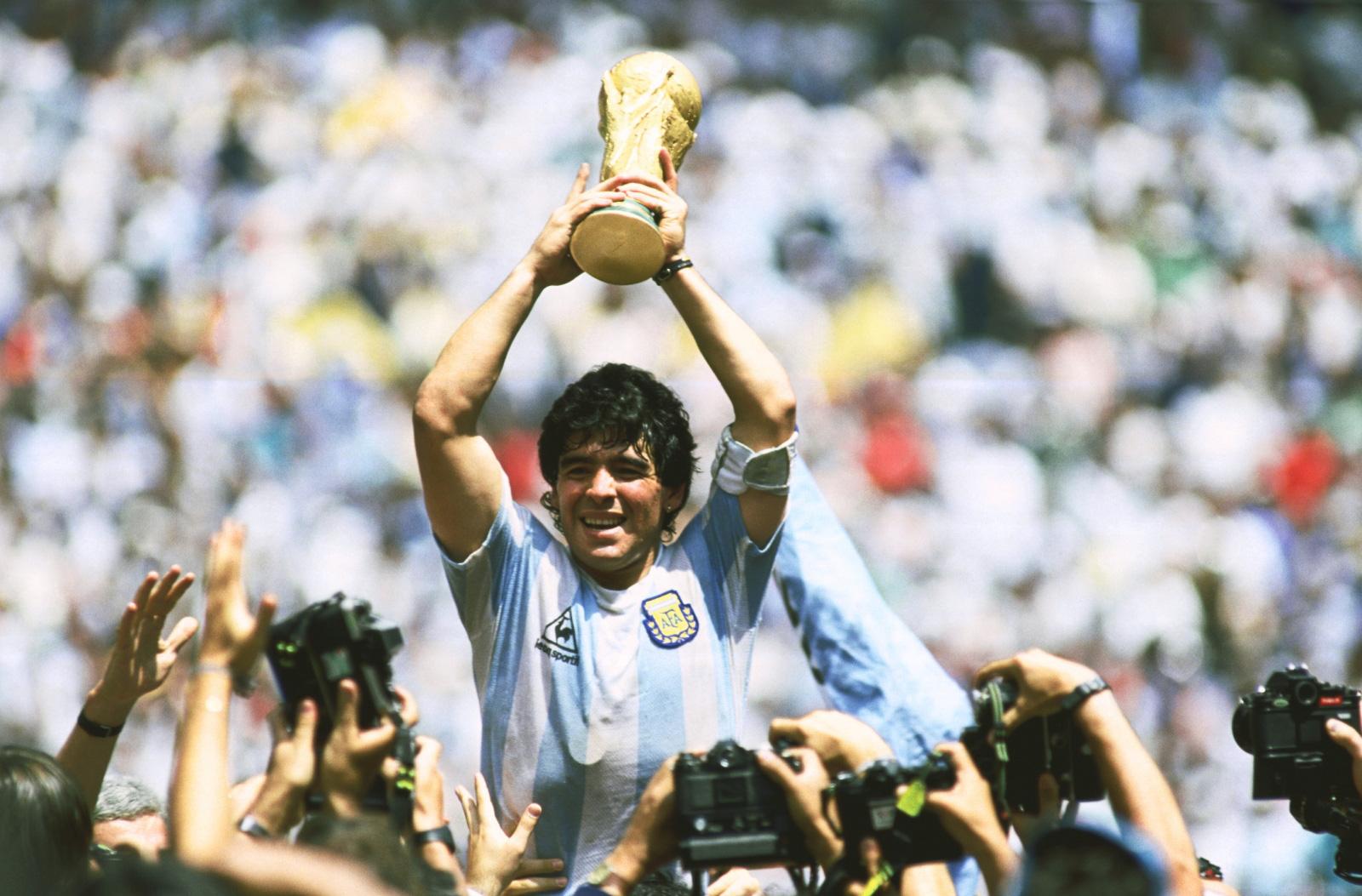 Diego Maradona đã nói gì vào thời khắc cuối của cuộc đời? - Ảnh 2.