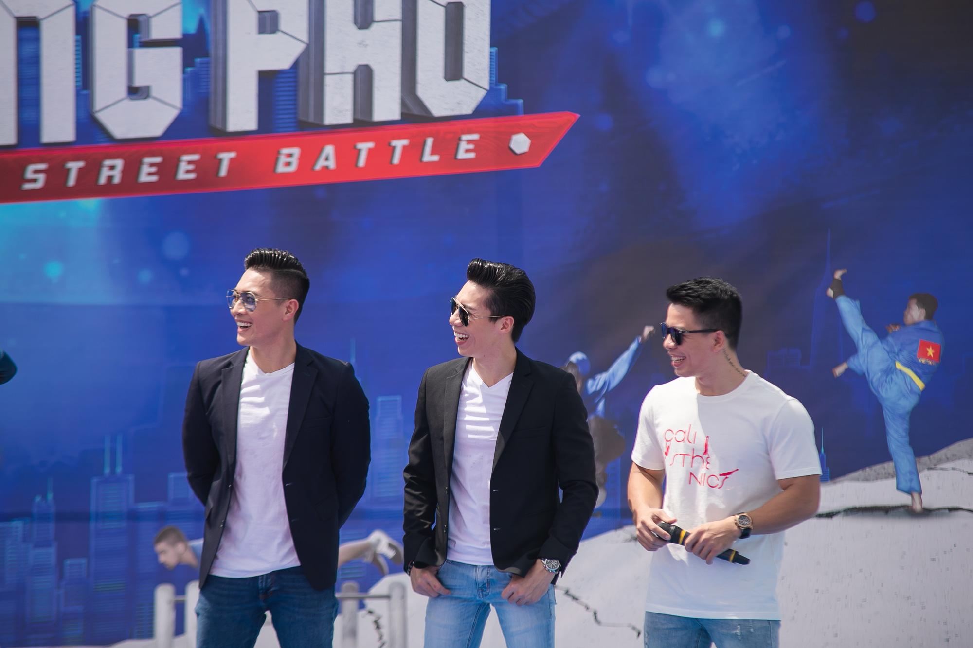 Quốc Cơ - Quốc Nghiệp lần đầu làm giám khảo, đặt mọi kì vọng vào tương lai của xiếc Việt  - Ảnh 1.