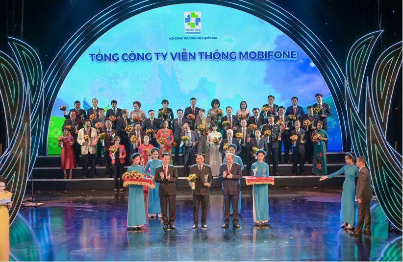 5 giải pháp của MobiFone được công nhận Thương hiệu Quốc gia Việt Nam 2020 - Ảnh 1.