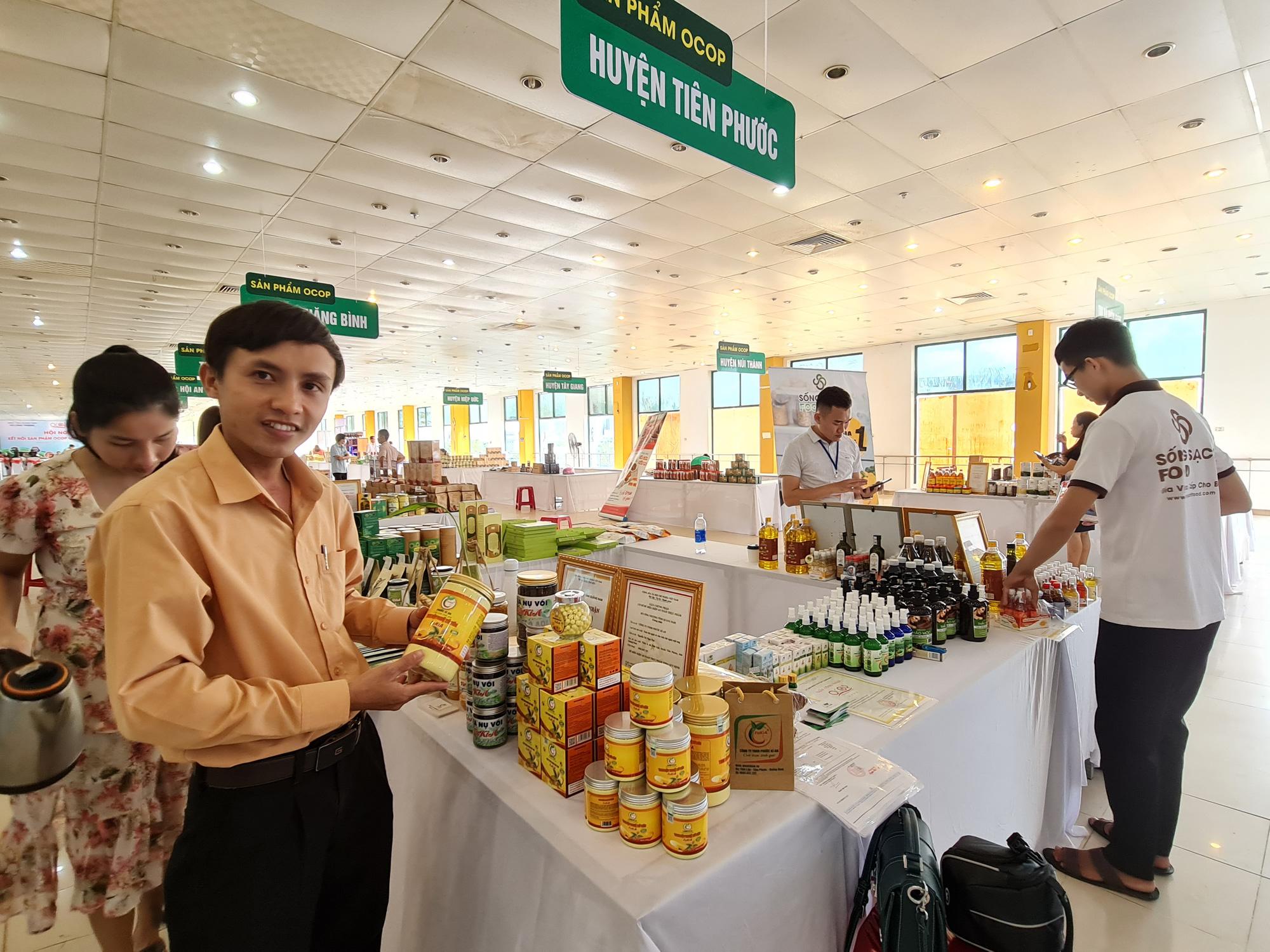 Quảng Nam: Đưa sản phẩm nhà nông gắn sao bay xa thị trường toàn quốc - Ảnh 10.