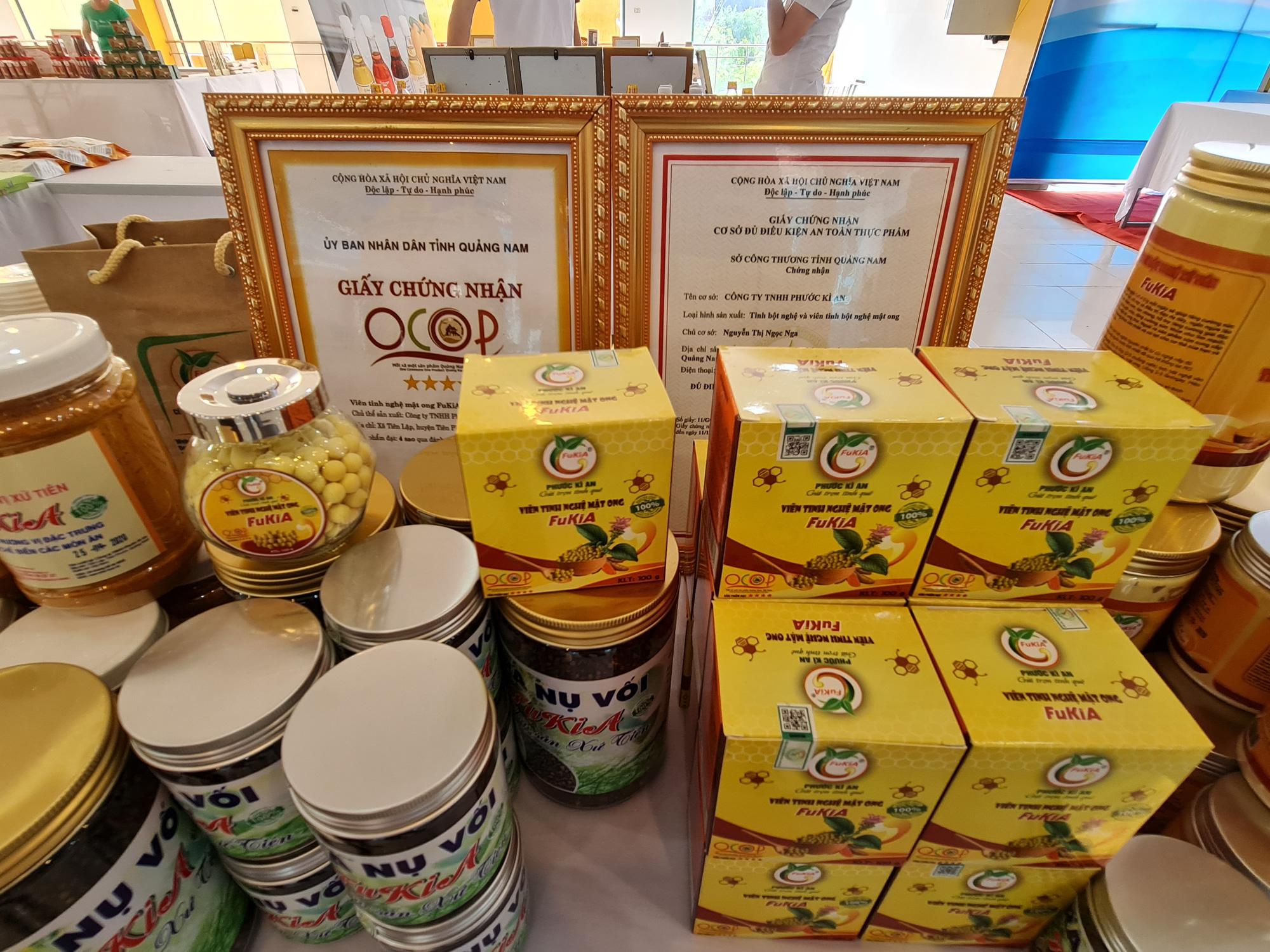 Quảng Nam: Đưa sản phẩm nhà nông gắn sao bay xa thị trường toàn quốc - Ảnh 4.