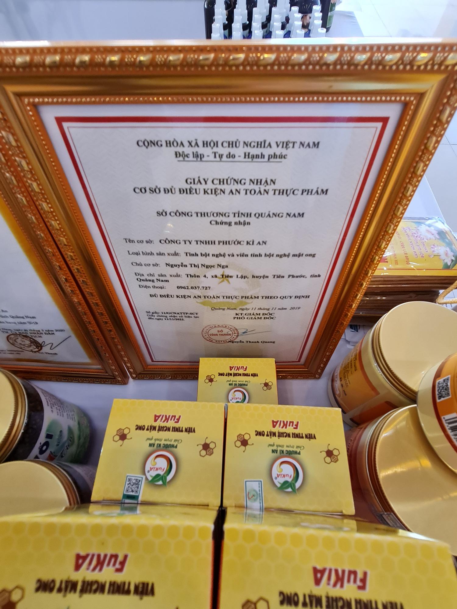 Quảng Nam: Đưa sản phẩm nhà nông gắn sao bay xa thị trường toàn quốc - Ảnh 5.