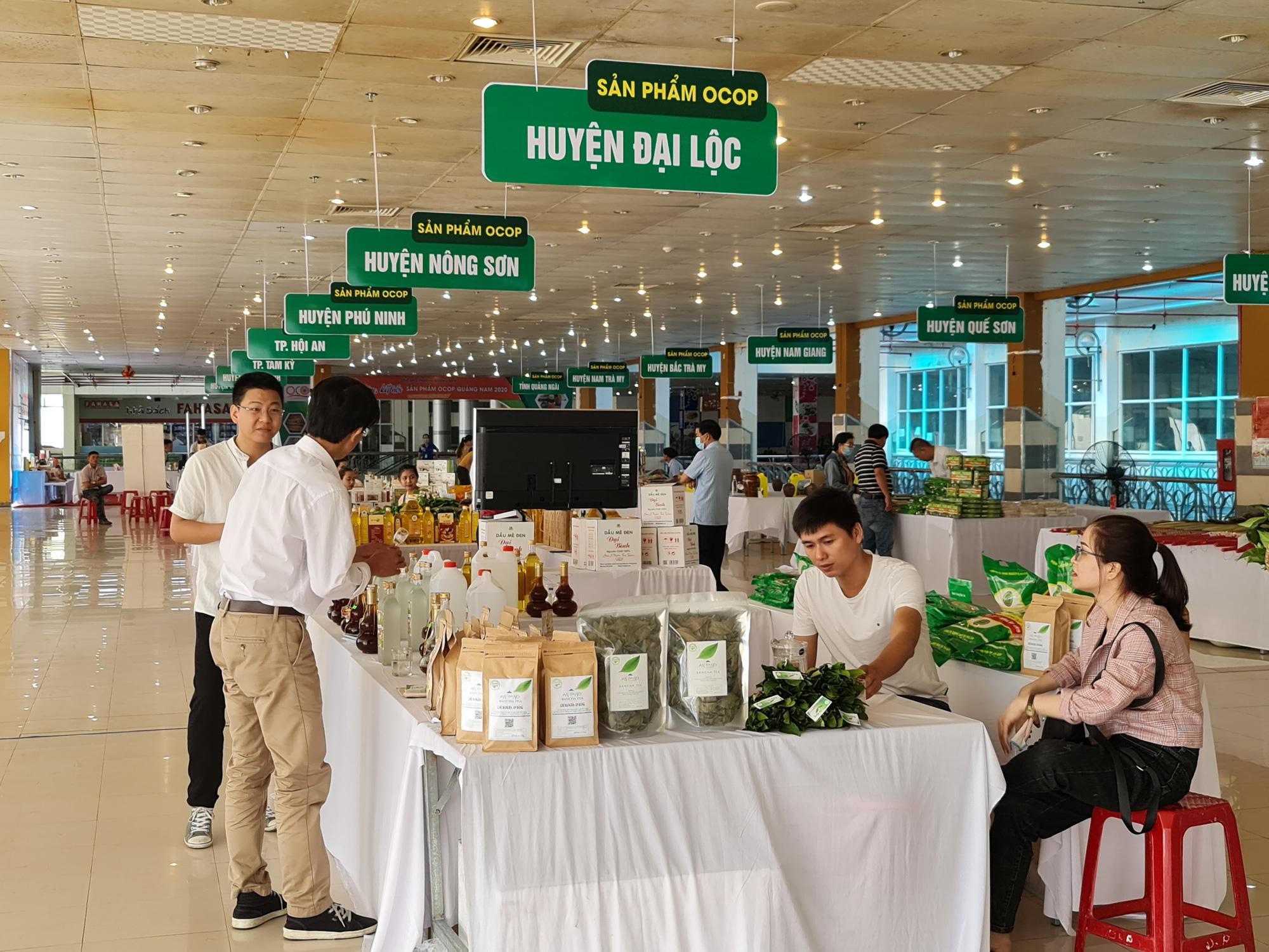 Quảng Nam: Đưa sản phẩm nhà nông gắn sao bay xa thị trường toàn quốc - Ảnh 3.