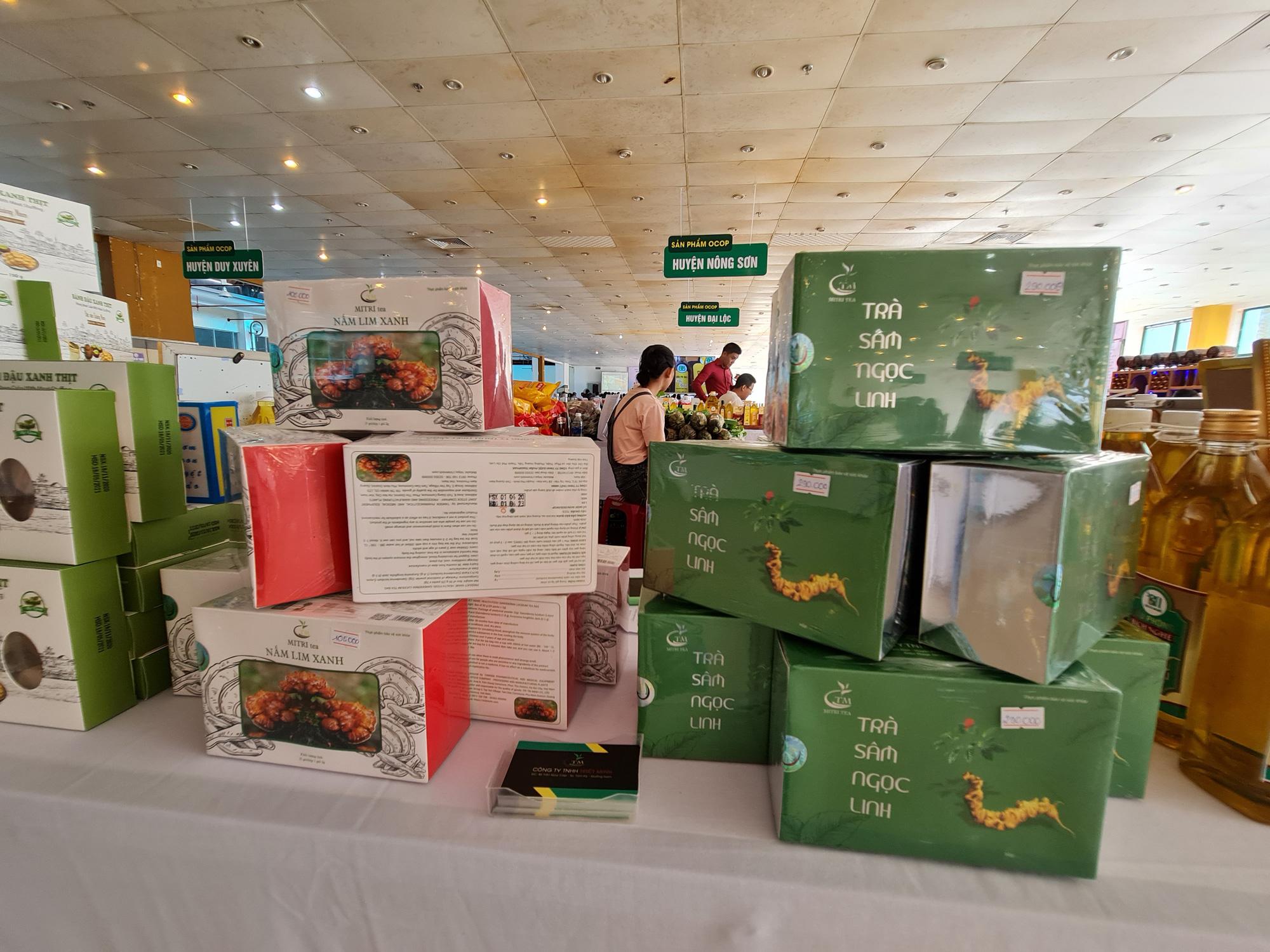 Quảng Nam: Đưa sản phẩm nhà nông gắn sao bay xa thị trường toàn quốc - Ảnh 8.