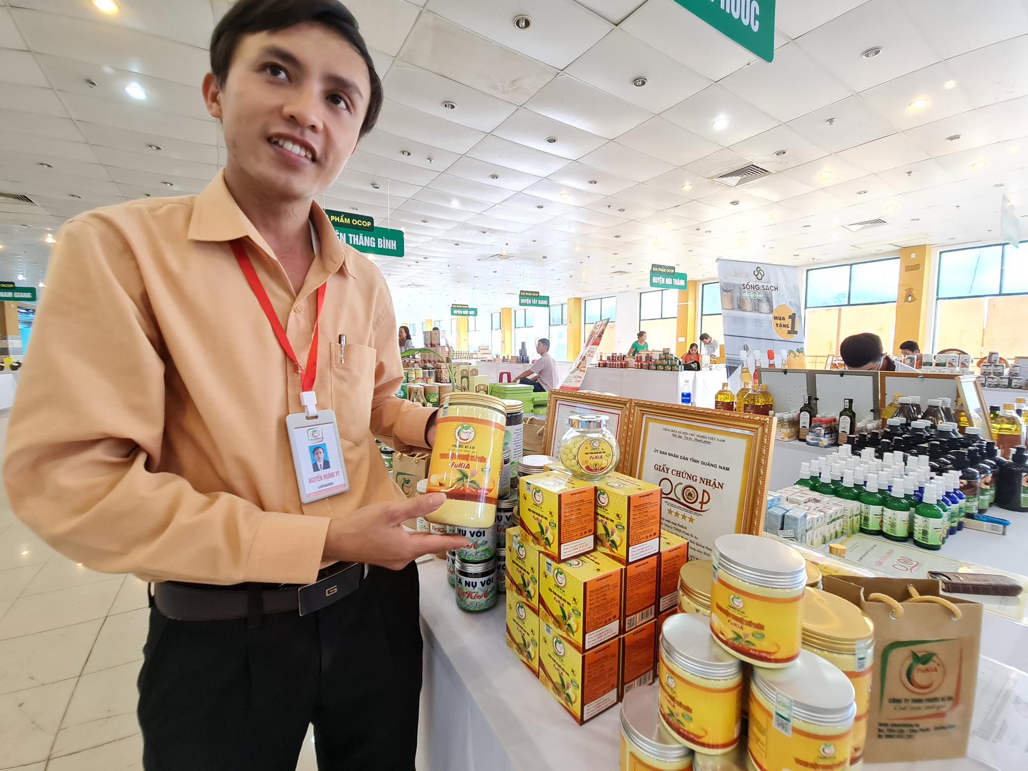 Quảng Nam: Đưa sản phẩm nhà nông gắn sao bay xa thị trường toàn quốc - Ảnh 6.