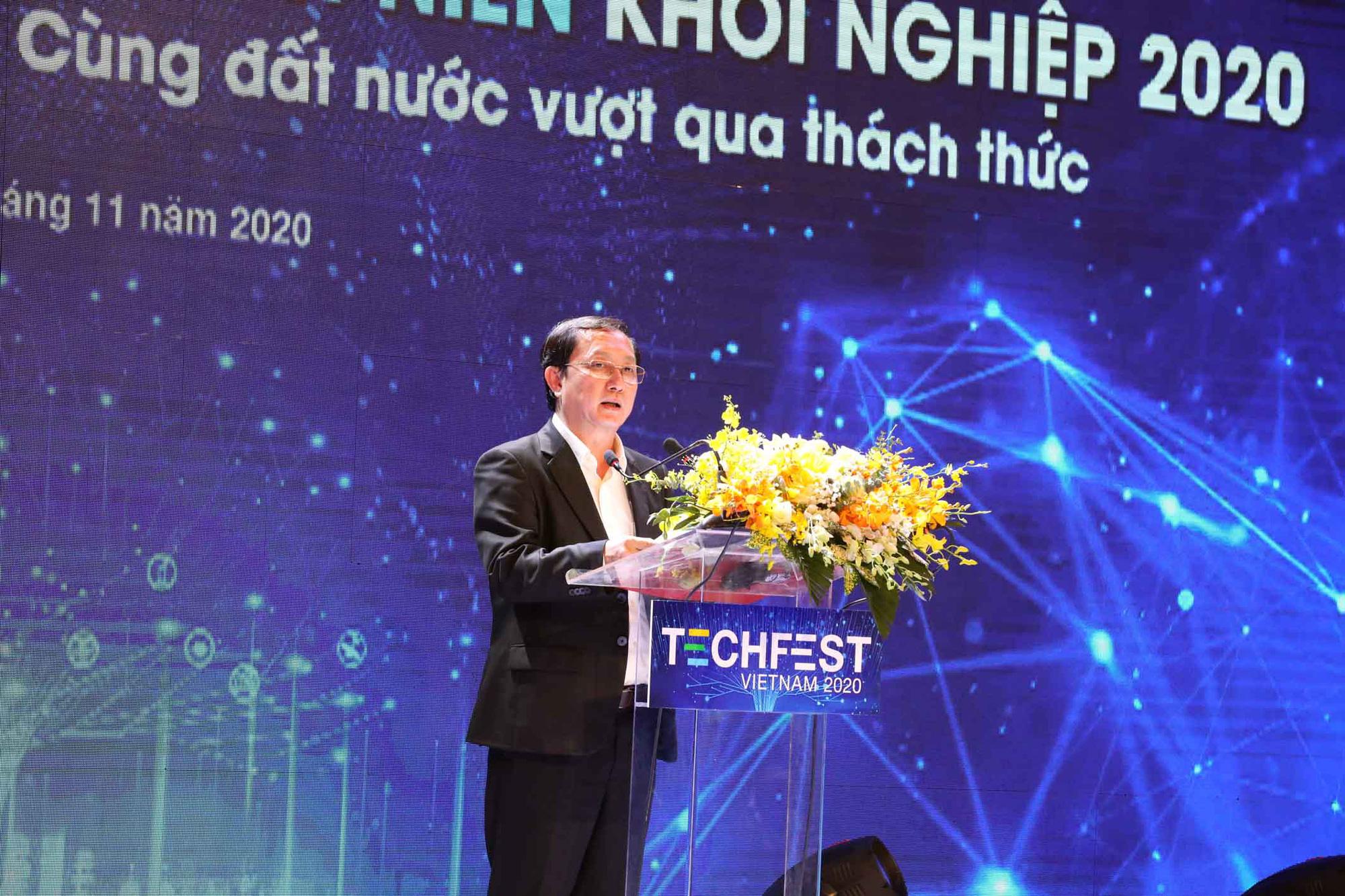 Bộ trưởng KH&CN Huỳnh Thành Đạt: 2 startup Việt Nam được định giá trên 1 tỷ USD - Ảnh 1.