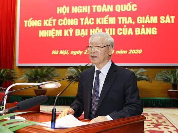 Tổng Bí thư, Chủ tịch nước: Còn có biểu hiện bao che cho cán bộ, đảng viên có chức, có quyền vi phạm - Ảnh 1.