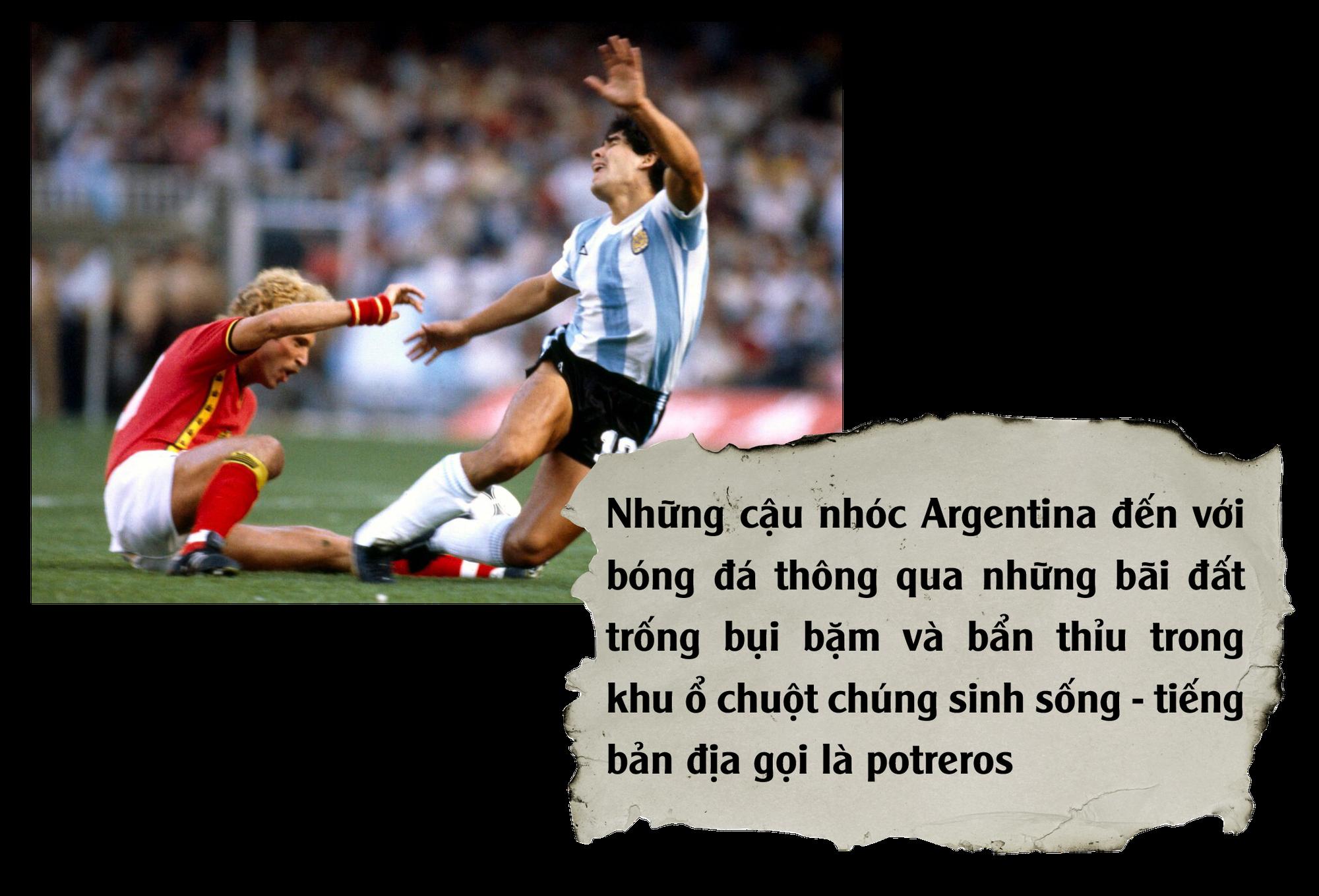 Diego Maradona: Vĩnh biệt vị lãnh tụ thiên tài ứng nghiệm từ lời tiên tri - Ảnh 3.
