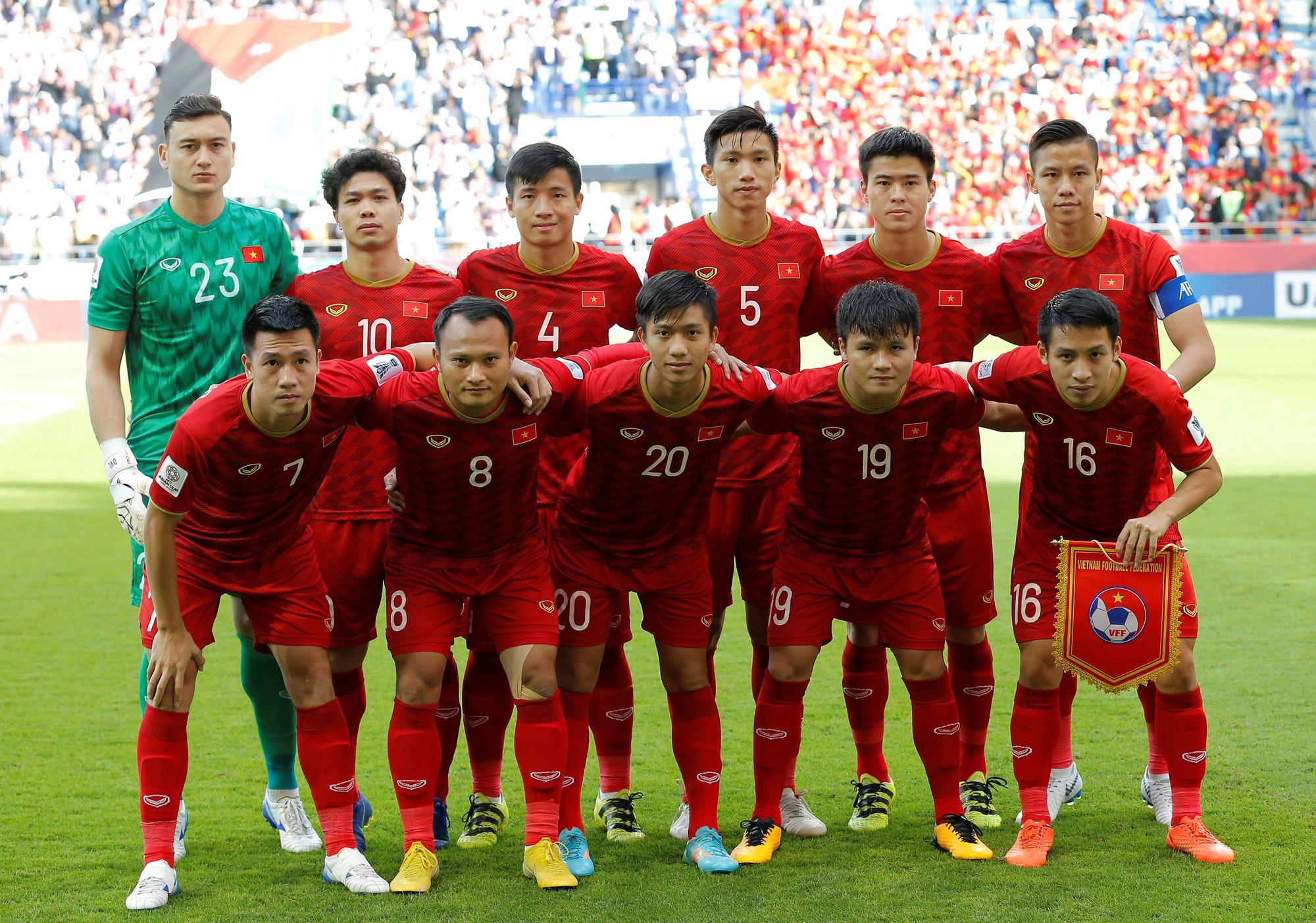 BXH FIFA tháng 11/2020: ĐT Việt Nam tăng 1 bậc, vẫn là số 1 ĐNÁ - Ảnh 1.