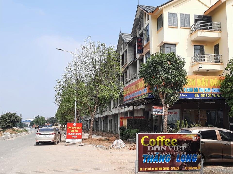 Cận cảnh dự án Kim Chung – Di Trạch ồ ạt rao bán khi nợ thuế, chưa xong hạ tầng - Ảnh 11.