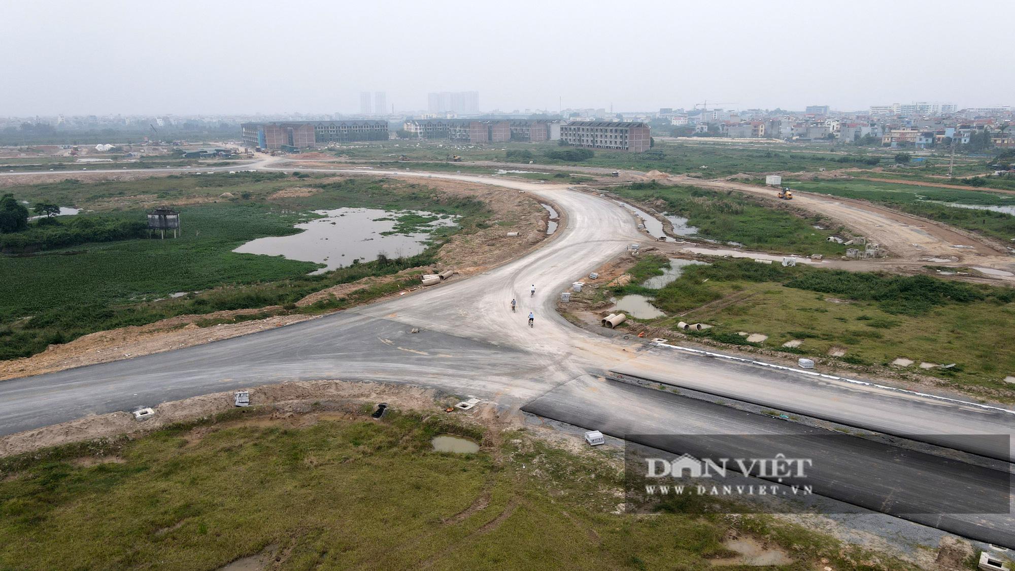 Cận cảnh dự án Kim Chung – Di Trạch ồ ạt rao bán khi nợ thuế, chưa xong hạ tầng - Ảnh 5.