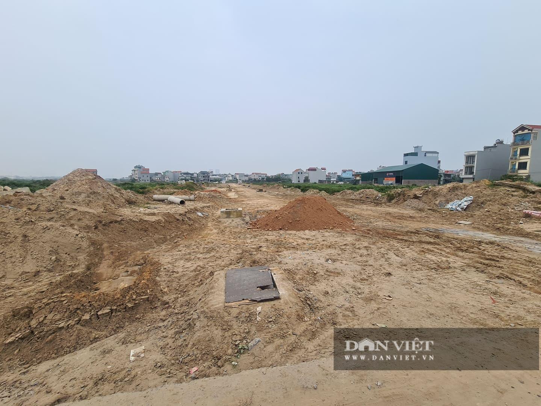 Cận cảnh dự án Kim Chung – Di Trạch ồ ạt rao bán khi nợ thuế, chưa xong hạ tầng - Ảnh 7.