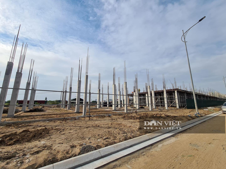 Cận cảnh dự án Kim Chung – Di Trạch ồ ạt rao bán khi nợ thuế, chưa xong hạ tầng - Ảnh 9.