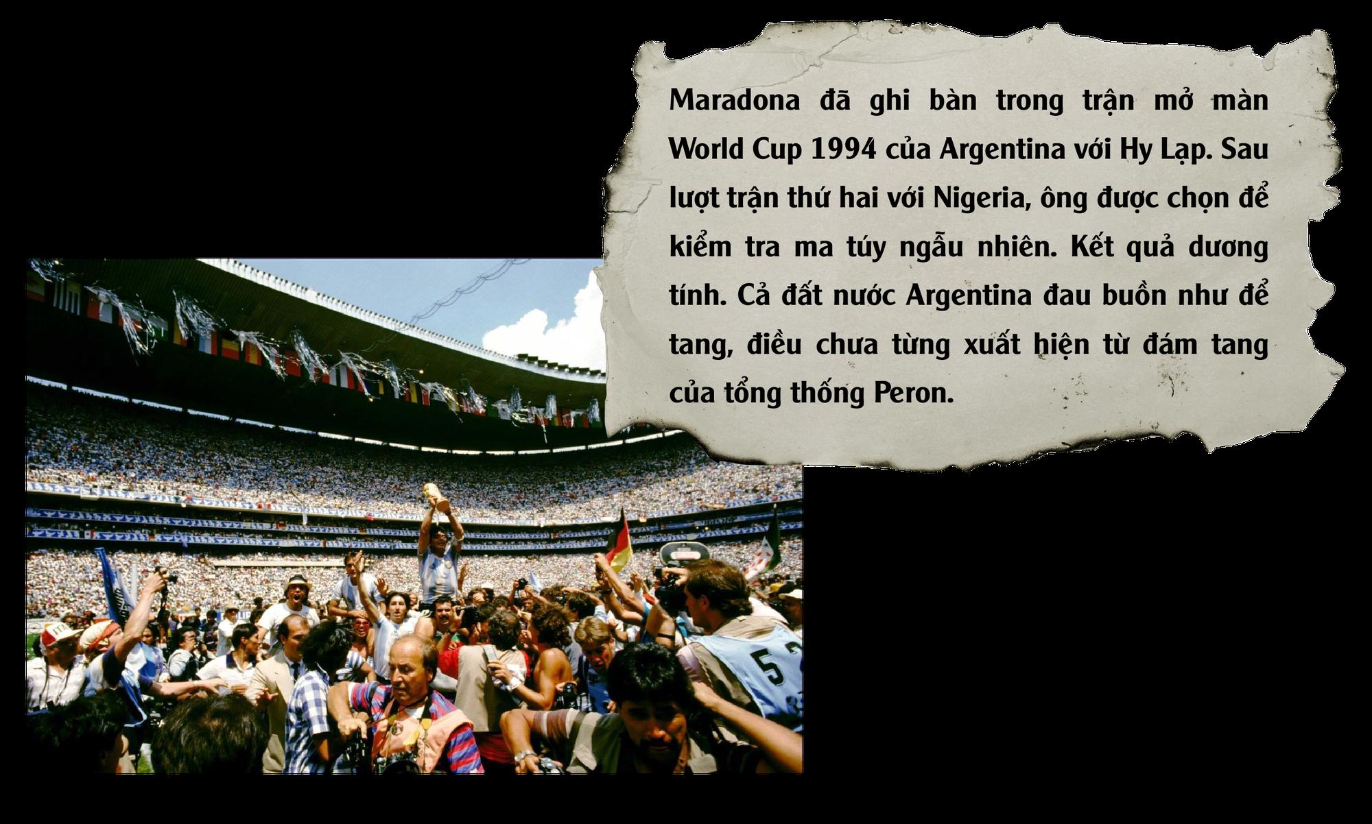 Diego Maradona: Vĩnh biệt vị lãnh tụ thiên tài ứng nghiệm từ lời tiên tri - Ảnh 17.