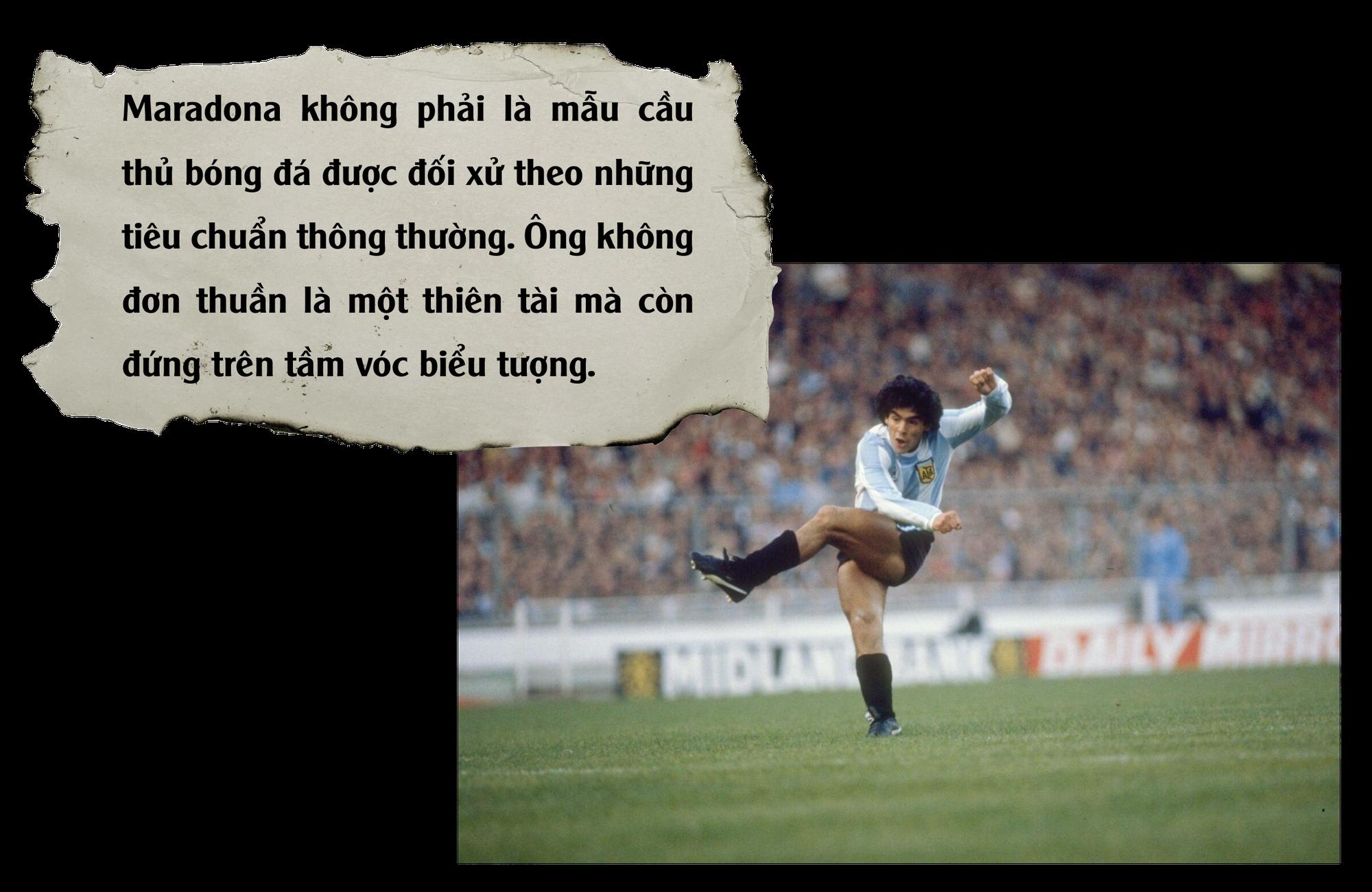 Diego Maradona: Vĩnh biệt vị lãnh tụ thiên tài ứng nghiệm từ lời tiên tri - Ảnh 14.