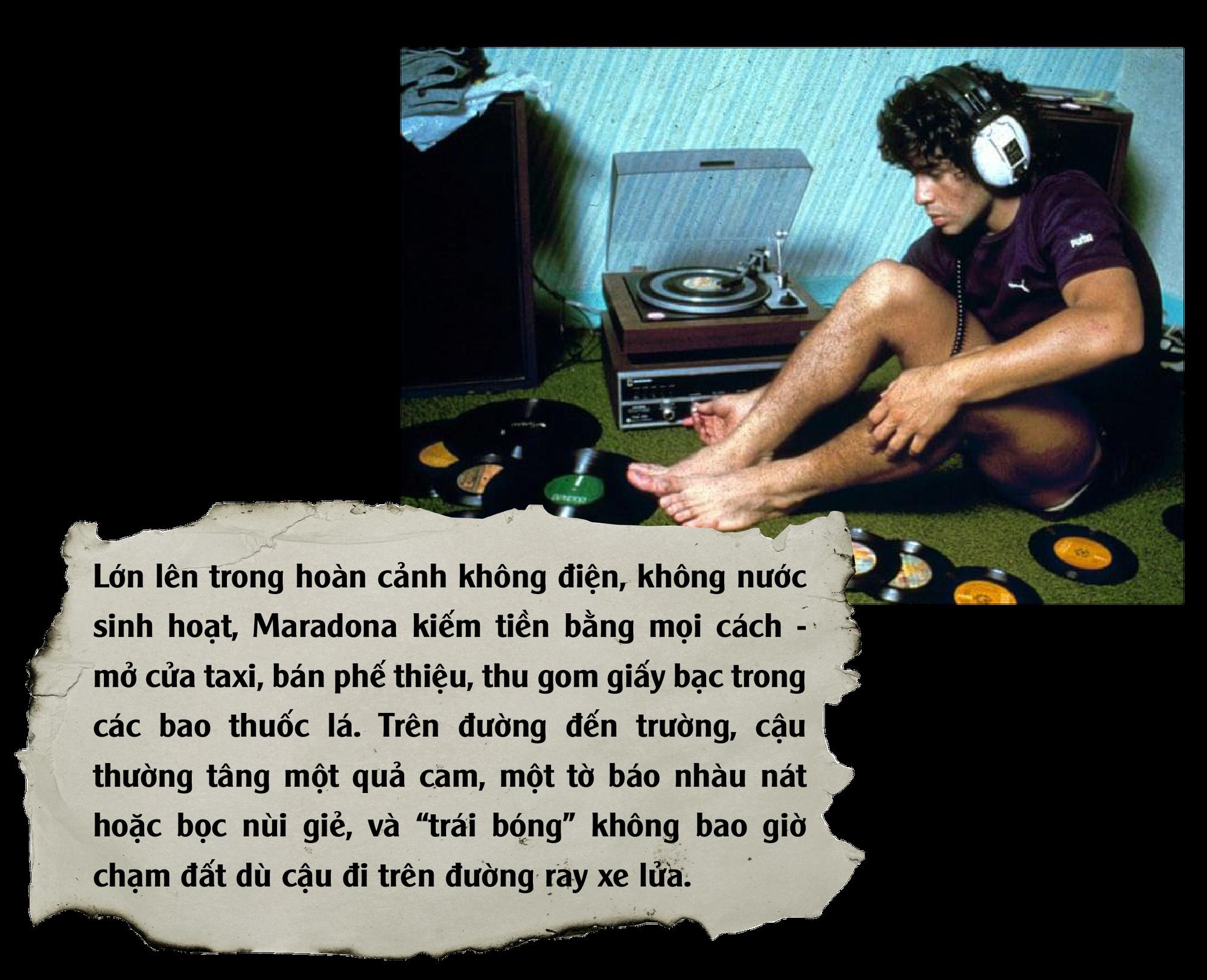 Diego Maradona: Vĩnh biệt vị lãnh tụ thiên tài ứng nghiệm từ lời tiên tri - Ảnh 7.