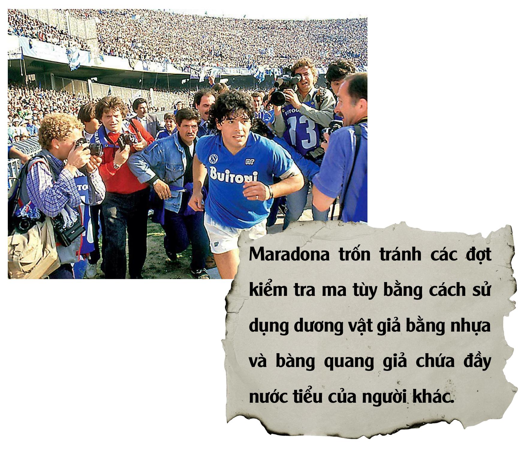 Diego Maradona: Vĩnh biệt vị lãnh tụ thiên tài ứng nghiệm từ lời tiên tri - Ảnh 12.