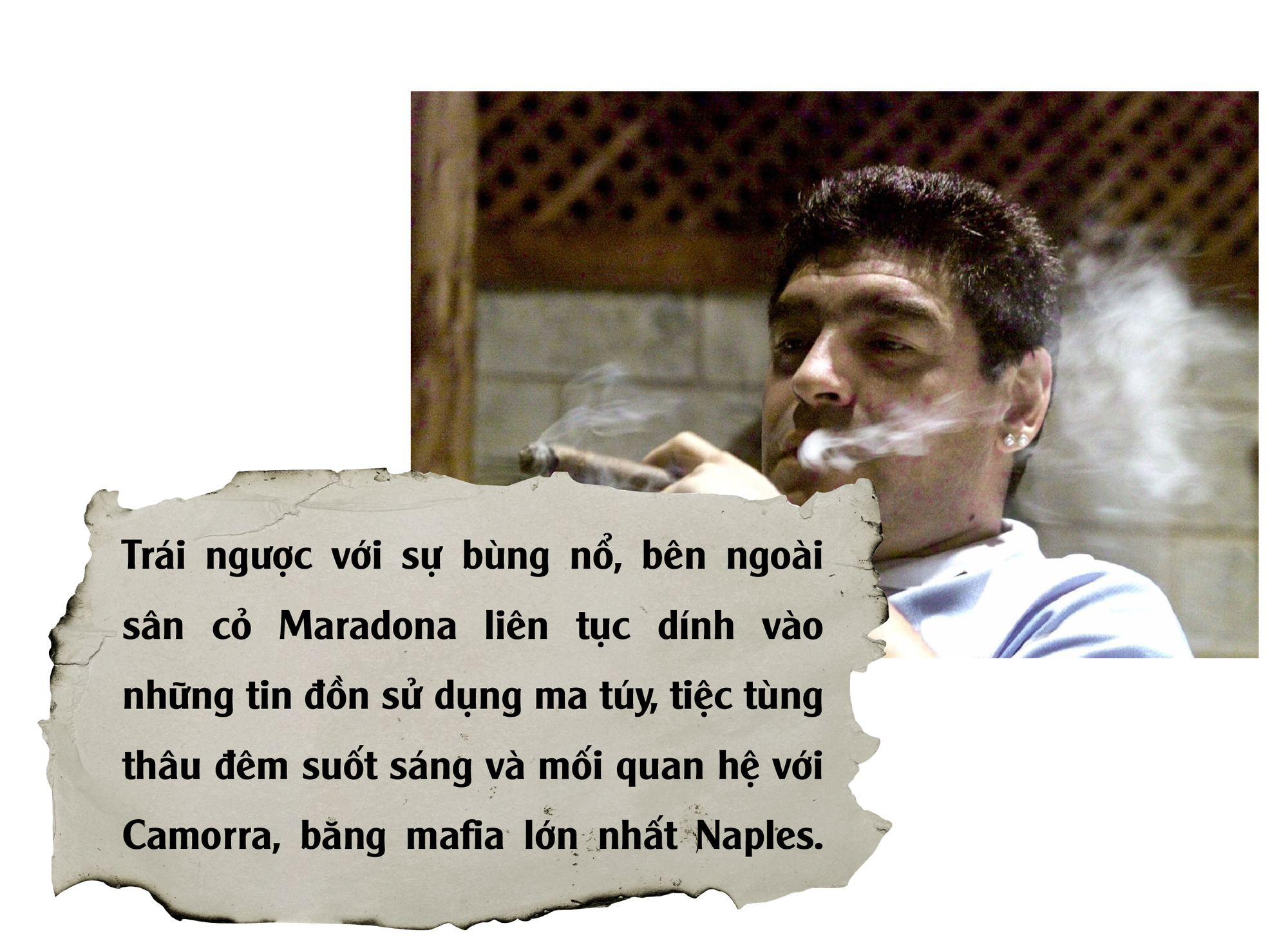 Diego Maradona: Vĩnh biệt vị lãnh tụ thiên tài ứng nghiệm từ lời tiên tri - Ảnh 11.