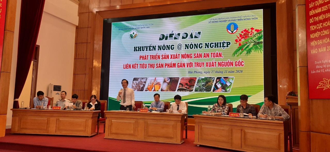 Diễn đàn Khuyến nông @ Nông nghiệp: Tháo gỡ vướng mắc cho người sản xuất nông nghiệp - Ảnh 7.