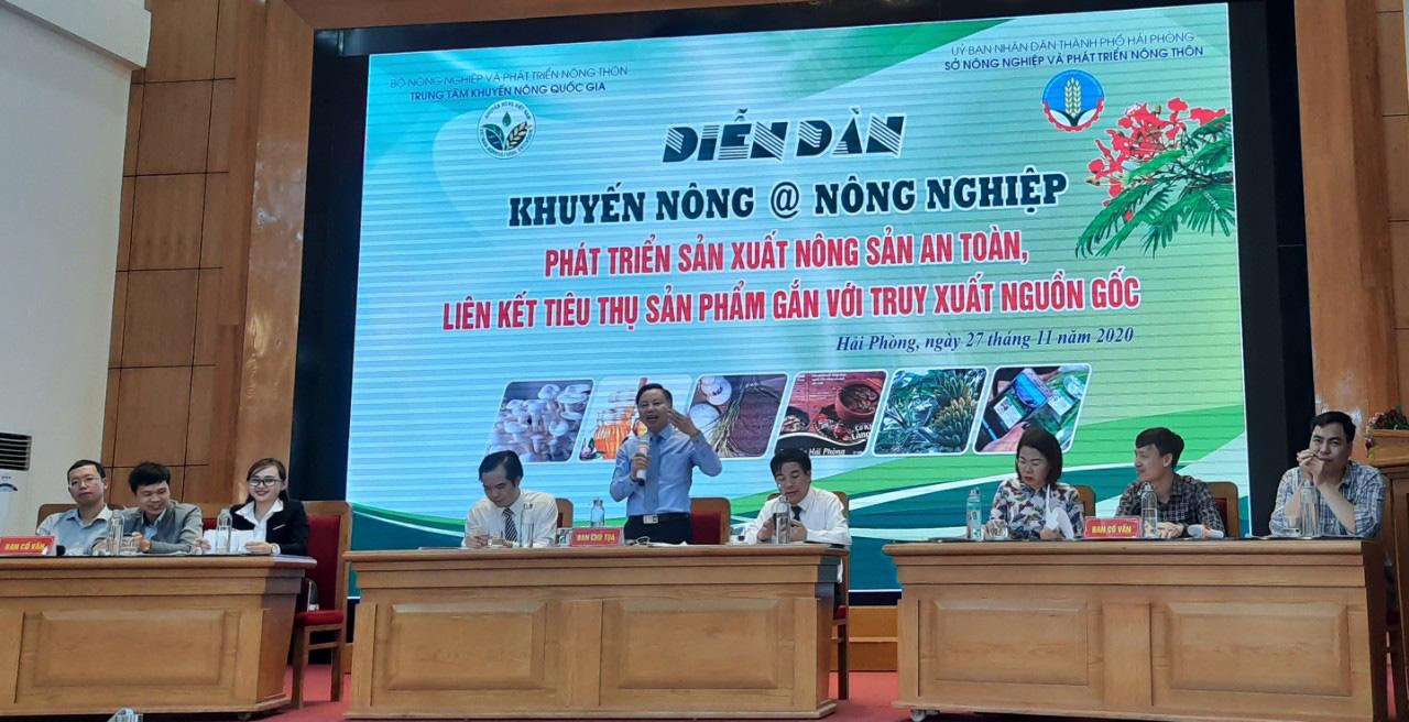 Diễn đàn Khuyến nông @ Nông nghiệp: Tháo gỡ vướng mắc cho người sản xuất nông nghiệp - Ảnh 5.