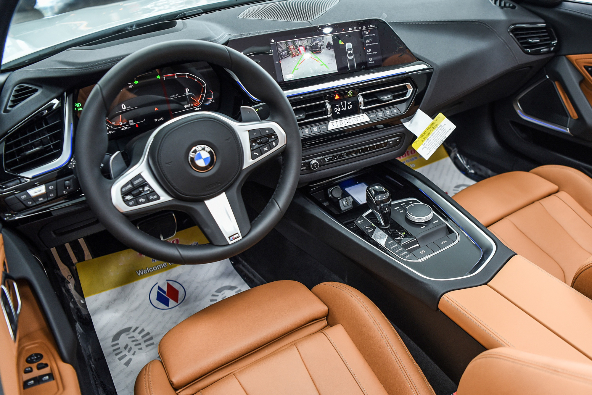 Chi tiết BMW Z4 sDrive30i M-Sport 2020 đầu tiên tại Việt Nam - Ảnh 5.