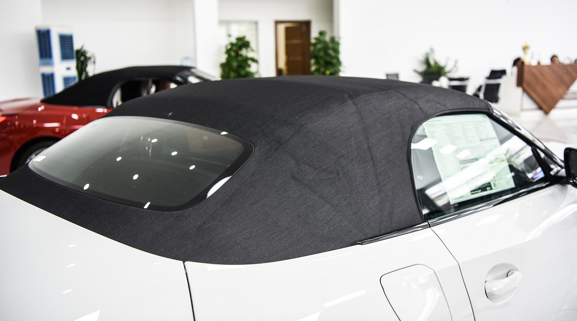 Chi tiết BMW Z4 sDrive30i M-Sport 2020 đầu tiên tại Việt Nam - Ảnh 4.