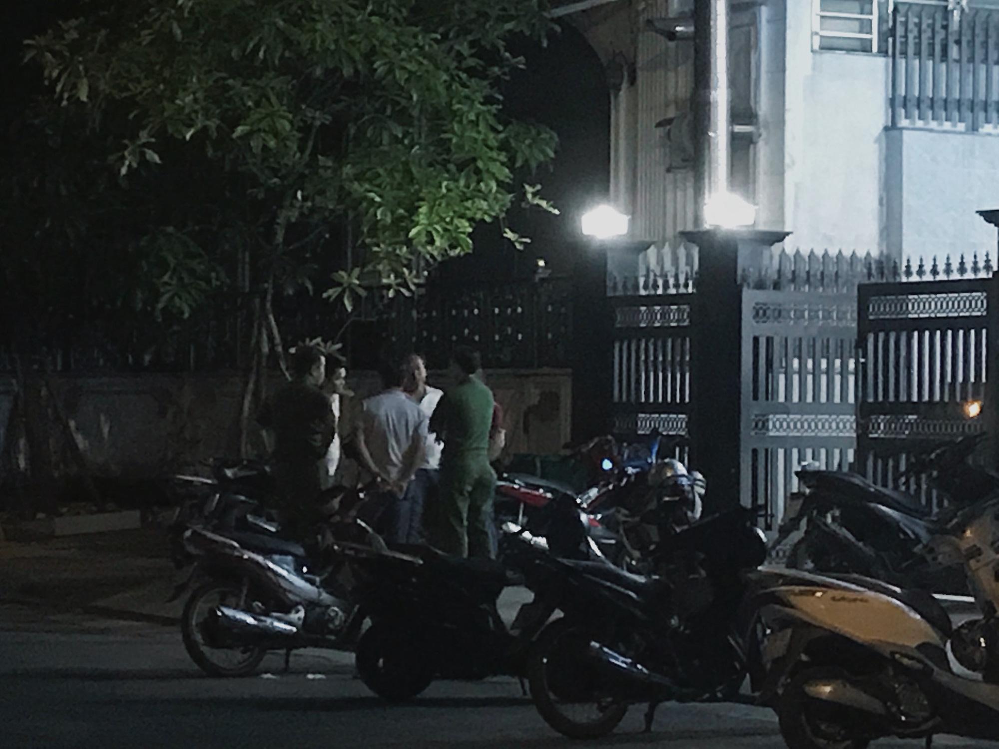 ẢNH-CLIP: Cảnh sát phong tỏa nơi phát hiện thi thể người trong vali - Ảnh 4.