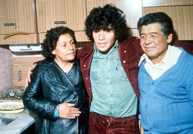 Nếu chỉ còn 1 ngày để sống, Maradona muốn làm điều gì? - Ảnh 1.