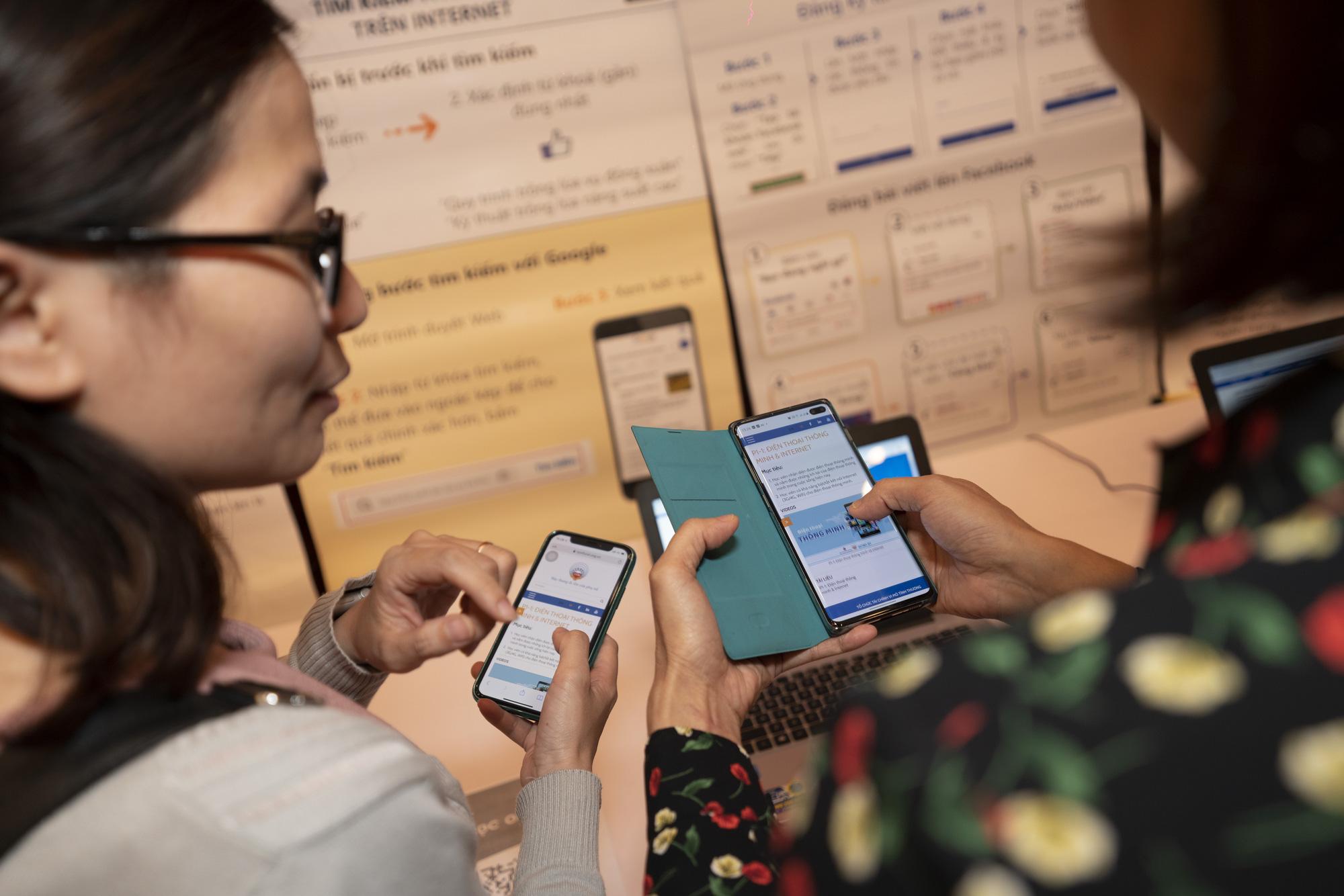 Google.org vào cuộc, giúp doanh nghiệp vi mô Việt Nam do phụ nữ làm chủ tiếp cận công nghệ số  - Ảnh 2.