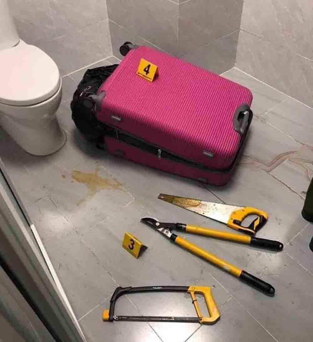TP.HCM: Công an xuyên đêm khám nghiệm thi thể không nguyên vẹn trong vali - Ảnh 4.