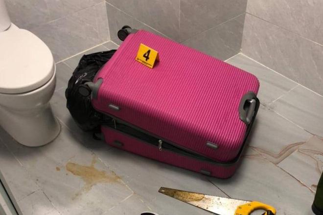 ẢNH-CLIP: Cảnh sát phong tỏa nơi phát hiện thi thể người trong vali - Ảnh 7.