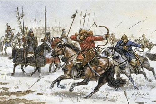 Cung thủ giỏi nhất Mông Cổ suýt bắn chết Thành Cát Tư Hãn là ai? - Ảnh 1.