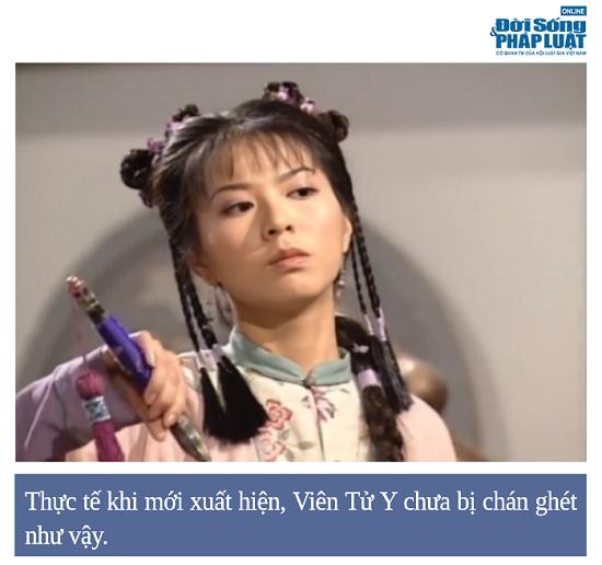 Nữ chính bị ghét nhất trong tiểu thuyết Kim Dung là ai? - Ảnh 1.