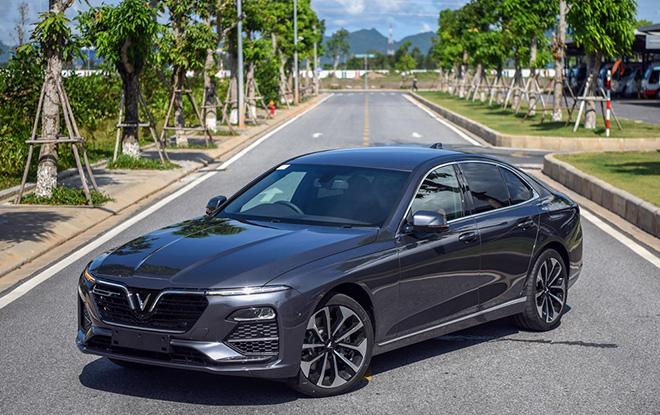 Xe VinFast Lux A2.0 giảm giá đặc biệt còn bao nhiêu? - Ảnh 4.