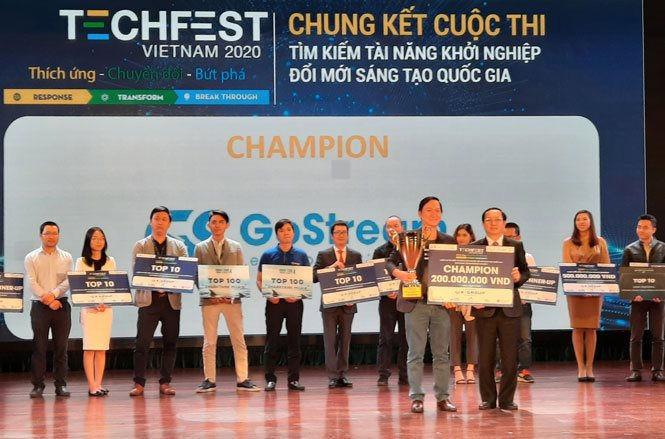 GoStream trở thành đại diện tranh giải 1 triệu USD tại Startup World Cup 2021 - Ảnh 1.