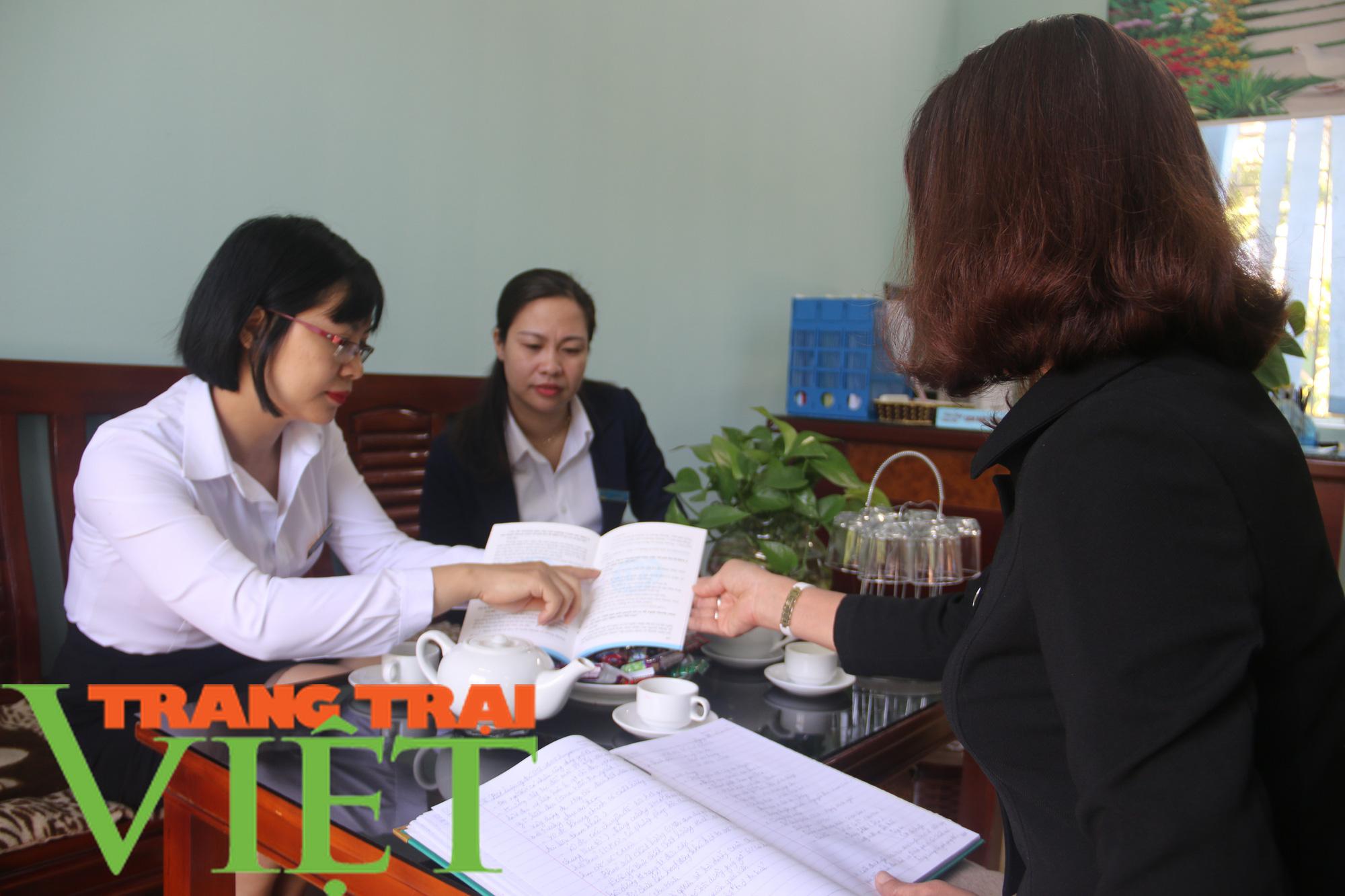 BHXH Mai Sơn: Thực hiện tốt bảo hiểm y tế học sinh - Ảnh 2.