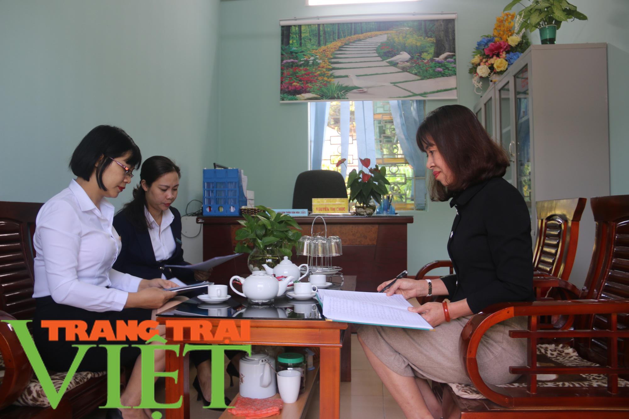 BHXH Mai Sơn: Thực hiện tốt bảo hiểm y tế học sinh - Ảnh 3.