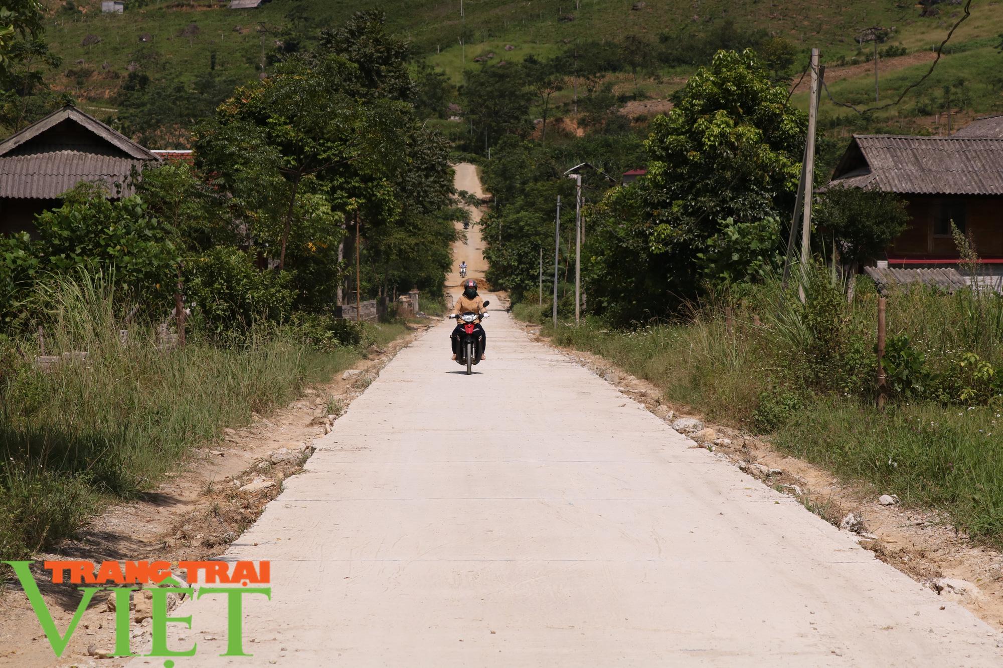 Phù Yên nỗ lực cứng hóa đường giao thông nông thôn - Ảnh 6.