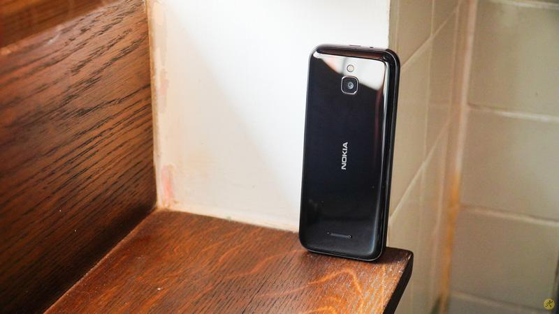 Tất tần tật về điện thoại Nokia 8000 đang gây chú ý - Ảnh 3.