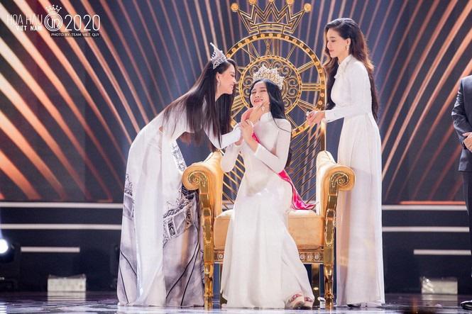 Tân Hoa hậu Việt Nam 2020 Đỗ Thị Hà học được điều gì từ Tiểu Vy? - Ảnh 3.