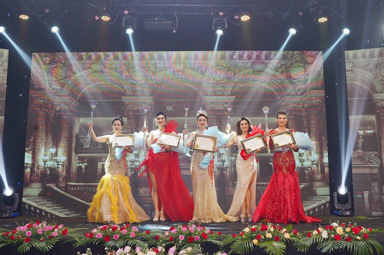 Đỗ Thanh Yến Nhi đăng quang Hoa khôi Doanh nhân Việt Nam – Gương mặt ảnh bìa 2020 - Ảnh 2.