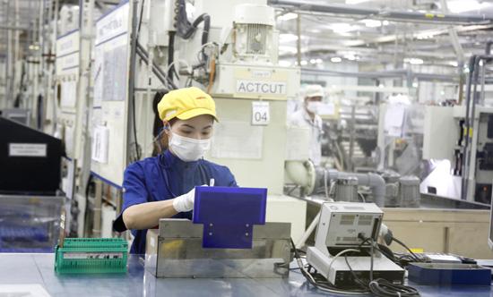 Đóng góp của doanh nghiệp FDI vào GDP gấp đôi tư nhân - Ảnh 3.