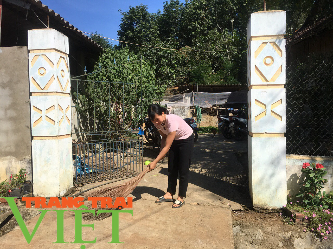 Hội Nông dân Mai Sơn: Huy động hội viên góp công, góp sức xây dựng nông thôn mới - Ảnh 2.