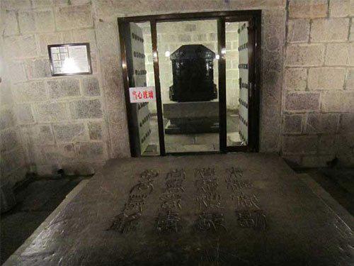 Quật mộ Bao Công: Hàng loạt bất ngờ và điều kỳ diệu - Ảnh 1.